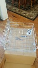 Genuine Whirlpool 99002387 W1013223 Dishwasher LOWER RACK GRAY   New In Box