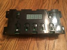 ELECTROLUX oven FGB24L2ASC control panel 316455520