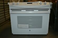 GE  30  Drop In Electric Range JD630DFWW