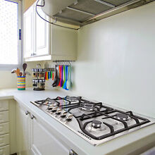 Stainless Steel 30inch Built in 5 Burner Stoves LPG NG Gas Hob Cooktops COOK TOP