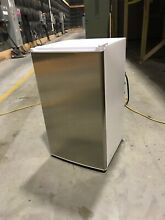 Summit Compact Auto Defrost Refrigerator Freezer   Stainless FF 41ES