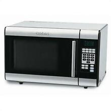 Cuisinart CMW 100 1 Cubic Foot Stainless Steel Microwave Oven  Certified Refurb