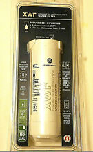 NEW Genuine GE XWF Refrigerator Water Filter 1 Pack French door side by side