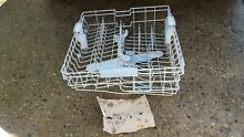 Maytag Dishwasher Upper Dish Rack  Small Rust Spot   Clean   Complete  99003462