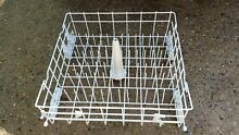 Whirlpool Dishwasher Lower Dish Rack  Clean No Rust Complete  W10311986  85195