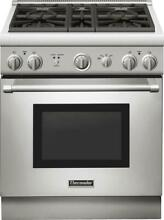 Thermador PRG304GH Pro Harmony Series 30 Inch Gas Freestanding Range