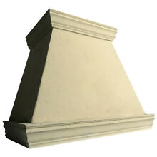 Stone Range Hood   Any Size  Any Color   DESIGNER   Easy Install  Free Samples