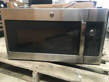 GE PVM9215SKSS Profile 2 1 cu  ft  Over the Range Microwave