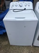 GE GTW460ASJWW 4 2 cu  ft  27 Inch Top Load Washer