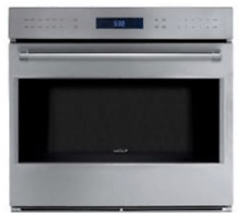 Wolf E Series SO30PE S PH 30  Single Electric Built in Wall Oven Stainless Steel