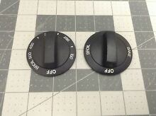 Whirlpool Range Oven Thermostat and Selector Knob Set 3183106 3183109