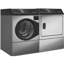 Speed Queen Stainless Top   Front Load Washer   Dryer Set FF7005SN   DF7000SE