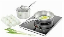 Insignia  11 4   Electric Induction Cooktop NS IC1ZBK8