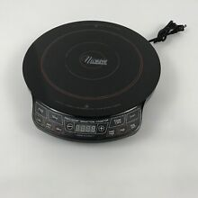 NUWAVE INDUCTION COOKTOP PRECISION HIGH PERFORMANCE Model 30121 WORKS GREAT 2 D5