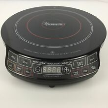 NuWave Pro Precision Induction Cooktop 1800W Model 30301 Black 2 D4