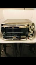 Oster Convection Countertop Oven  Stainless Steel Front w Silver Housing