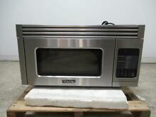 Viking Professional Series 30  Convect Over The Range Microwave Hood VMOR506SS