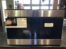 SHARP 24  MICROWAVE DRAWER OVEN  Model   SMD2480CS