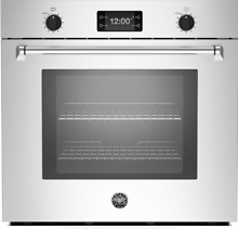 Bertazzoni MASFS30XT Master Series 30 Inch Single Electric Wall Oven Stainless