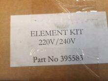 Fisher Paykel Dryer Heating Element 395583  NEW