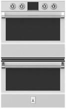 Hestan KDO30 30  Double Wall Oven with TwinVection Technology Stainless Steel