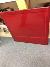 NEW Electrolux Washer Dryer Work Top Panel Red 134638540 Genuine Part