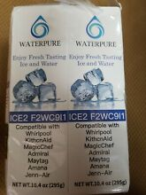Whirlpool Ice Maker Water Filter   F2WC9I1 ICE2   2Pack Brand New