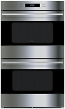 Wolf E Series  DO30TESTH 30 Inch Double Electric Wall Oven in Stainless Steel