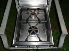 Gaggenau Vario Cooktop Series VG352 Stainless Double Cook Top LP or Natural Gas