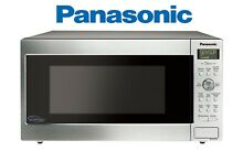 Panasonic NN SD765S  Microwave Oven Stainless Inverter Countertop 1 6 CU  FT