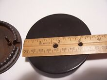 MAYTAG Gas Stove Range Top Sealed Burner CAP Round 3  Diameter Cast Iron FreeS