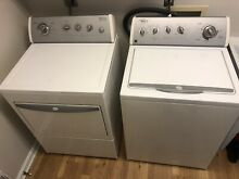 Whirlpool Ultimate Care II Washer And Dryer Set