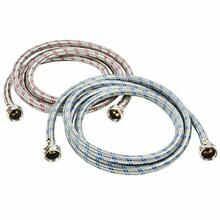 Washing Machine Hose Stainless Steel Braided Water Supply Line   2 2DAY SHIP