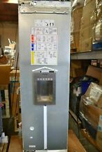 Thermador T24ID800LP Freedom Collection 24  Built In Full Freezer Column panel