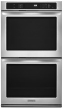 Kitchenaid KEBS207BSS Architect Series II 30  Double Electric Wall Oven S Steel