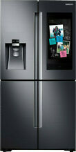 Samsung 28CuFt 4 door French Door Refrigerator with Family Hub RF28N9780SG