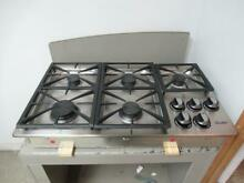 Dacor Renaissance 36  Smart Flame Stainless Natural Gas Cooktop RGC365SNG