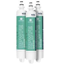 RPWFE3PK GE WATER FILTERS NIB W CHIP