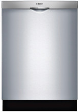 Bosch 300 Series SHSM63W55N Fully Integrated Dishwasher with 3rd Rack SxSteel