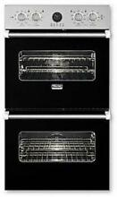 Viking Professional Premiere Series 27 Inch Double Electric Wall Oven VEDO5272BK