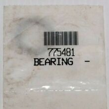 Whirlpool 775481 Trash Compactor Thrust Bearing