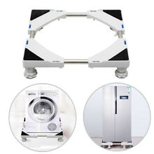 Adjustable Base Pedestal Bracket Stand For Refrigerator Washing Machine Dryer
