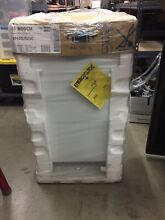 Bosch SPE53U52UC 300 Series Dishwasher 17 3 4  White