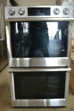 Samsung 30  Stainless Steel Double Electric Dual Convection Oven NV51K7770DS