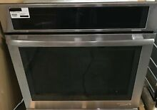 Jenn Air 30  Single Wall Oven With Multitude Convection JJW2430DS01 Stainless S