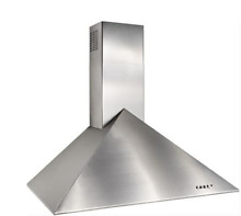 Best K2948SS Wall Mount Chimney Hood with 500 CFM Internal Blower Stainless 48