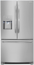 Frigidaire FGHB2868TF Gallery Series 36 Inch French Door Refrigerator Stainless