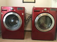 LG Ultra Large Capacity Electric Washer   Dryer