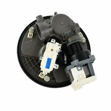 Whirlpool Dishwasher Pump and Motor W10605058 NEW