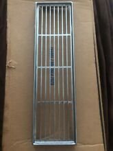 Vintage 1980s 1990s Jenn Air Top Downdraft Range Vent Oven Cover Grate Grill